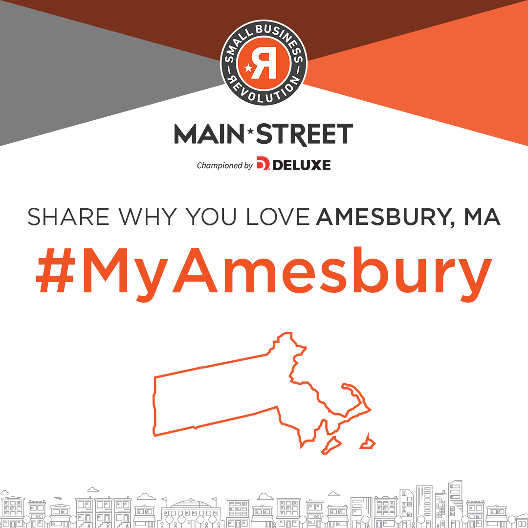 Small Business Revolution, Amesbury, Shop Local