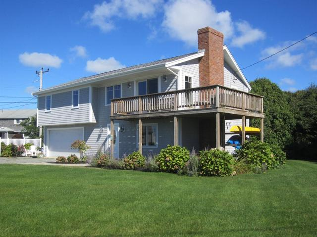 2 Barkentine Circle - Exterior Front with Deck
