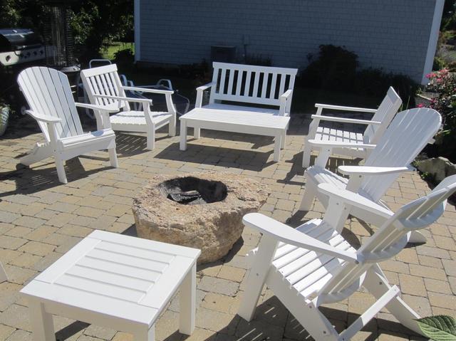 2 Barkentine Circle - Outdoor Seating Area