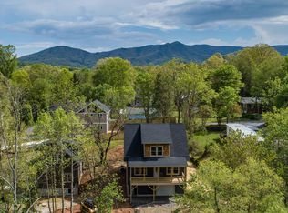 Brand New Construction in Black Mountain North Carolina