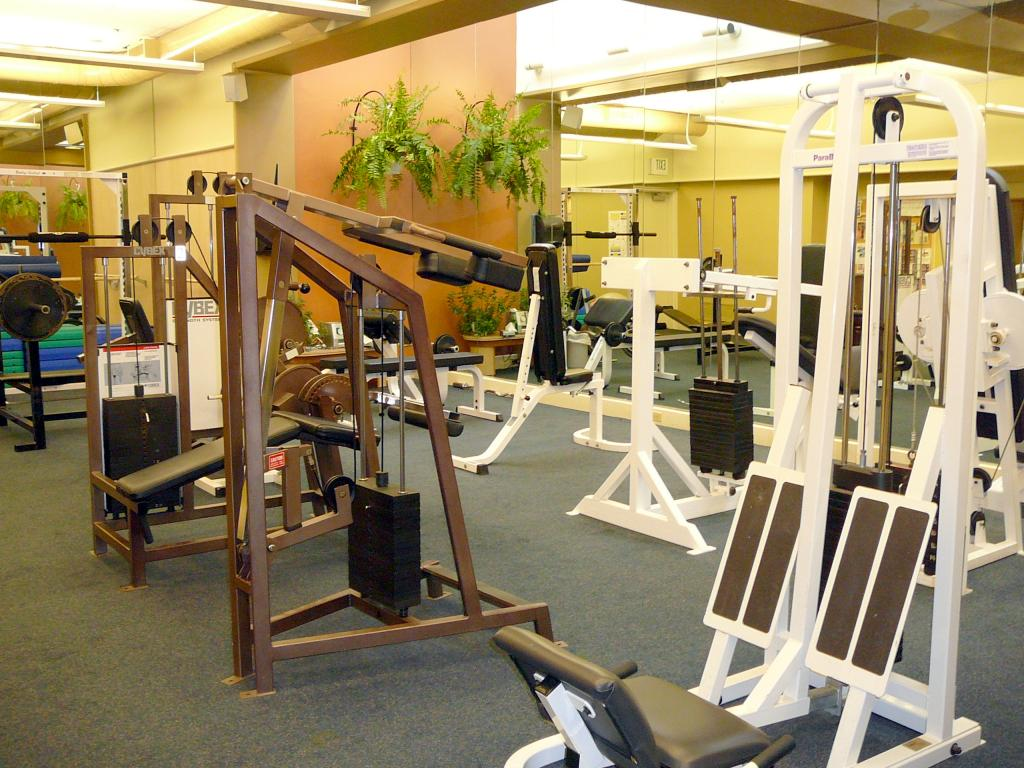 The Woods Killington Fitness Center