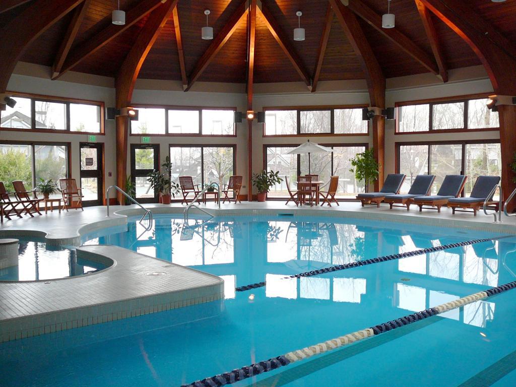 The Woods Killington Pool