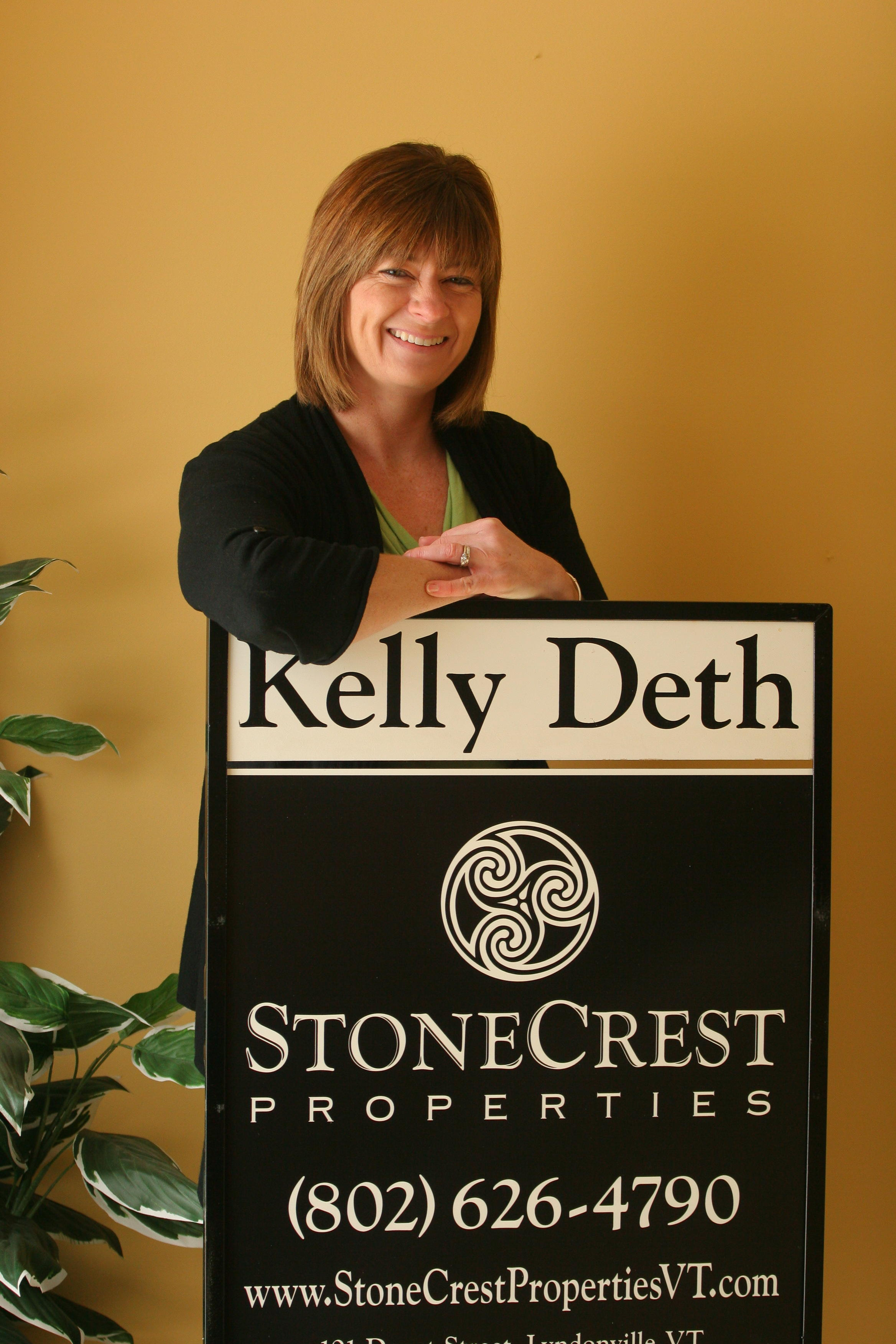Kelly Deth Real Estate Agent