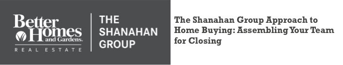 Better Homes & Gardens The Shanahan Group