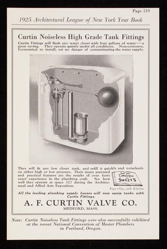 A.F. Curtin Valve Co.
