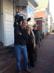 Film Crew for House Hunters