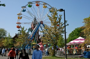 The Ferris Wheel at EnKa in Winchester MA