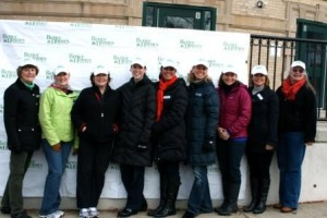 The Shanahan Group celebrates the 2012 Turkey Trot