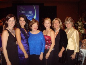Shanahan Real Estate Group agents at the Winchester Hospital Gala