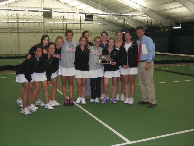 WHS girls tennis team