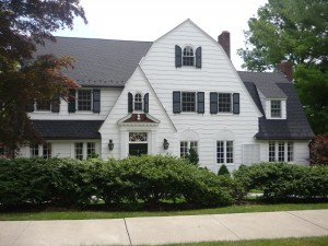 About Dutch Colonial Homes Walkable Suburb Lina Panza