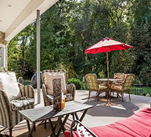 48 Dunham Place - Patio