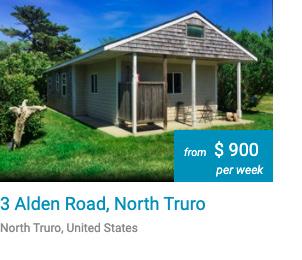 3 Alden Road Truro Cape Cod 3Harbors Realty Vacation Rental