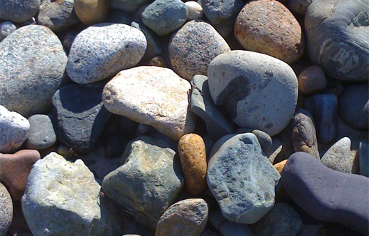 Cape Cod Pebbles