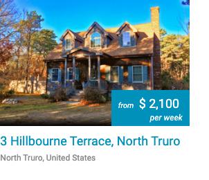 3 Hillbourne Terrace Truro Cape Cod 3Harbors Realty Vacation Rental