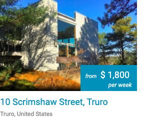 10 Scrimshaw Street Truro Cape Cod 3Harbors Realty Vacation Rental