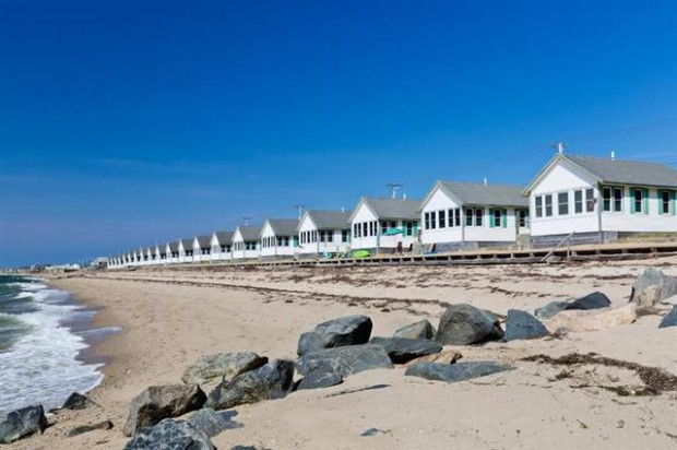 Days Cottages Beachfront Rentals on the Cape