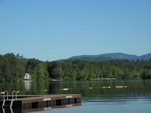 Pleasant Point on Kezar Lake