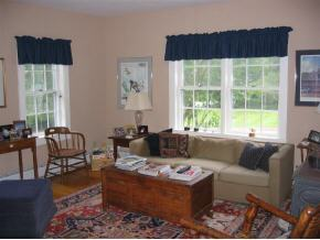 678 Stowe Hollow Road, Stowe VT, Condo for Sale, Living Room