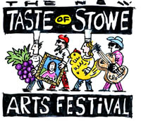 Taste of Stowe Arts Festival
