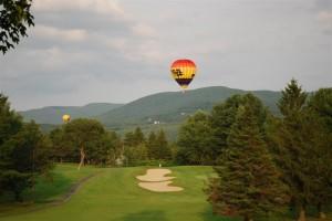 Balloon Festival, Stowe Vermont