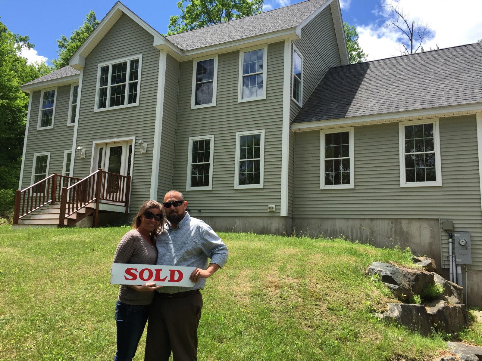 Just Sold Home!