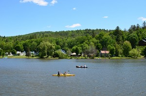 Summer in Vermont's Lakes Region and Okemo Valley