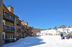 Okemo Mountain Lodge slopeside condos
