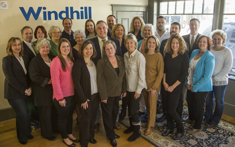 Windhill Realty's North Shore real estate agents