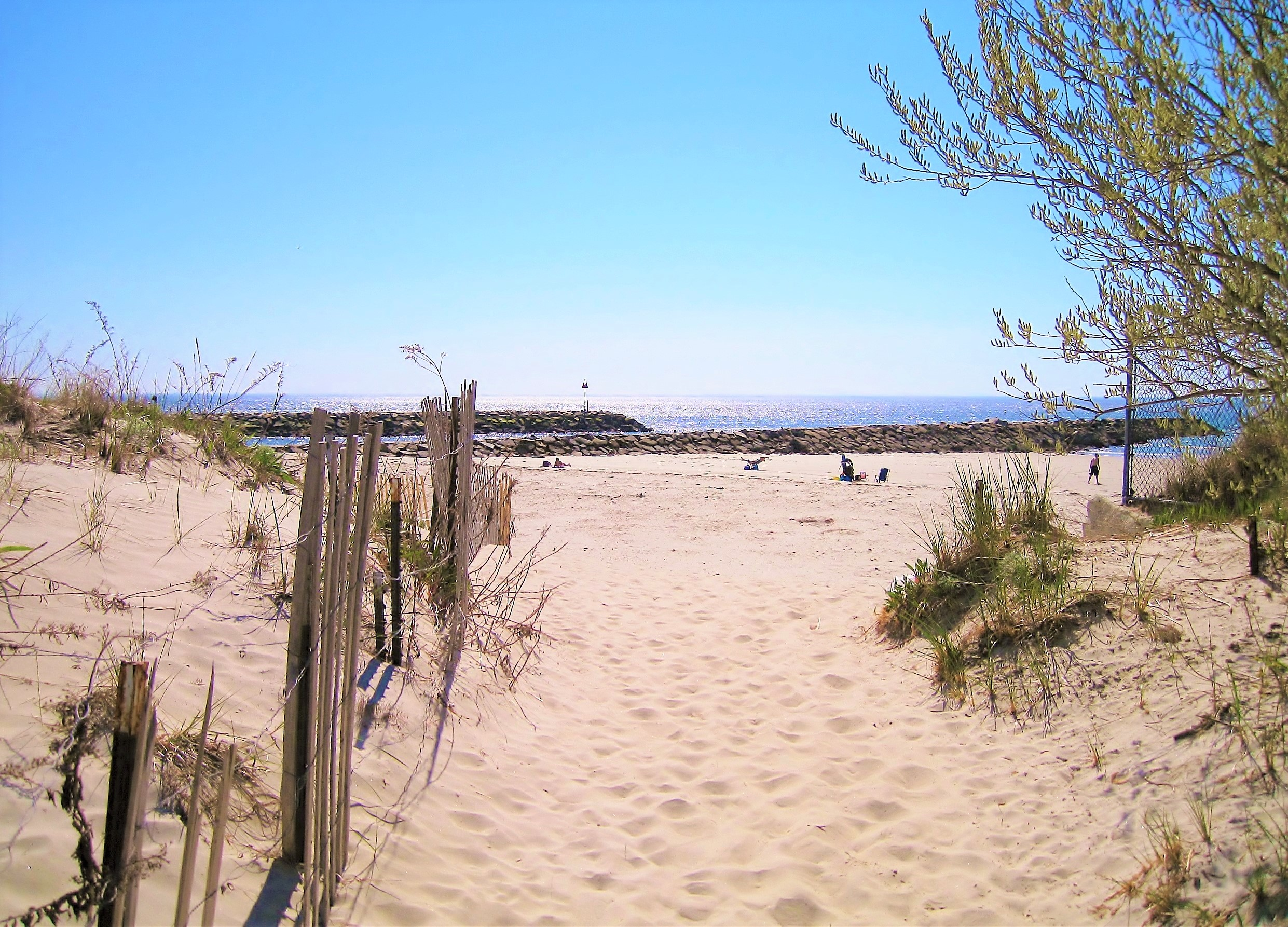 Marshfield MA Beach