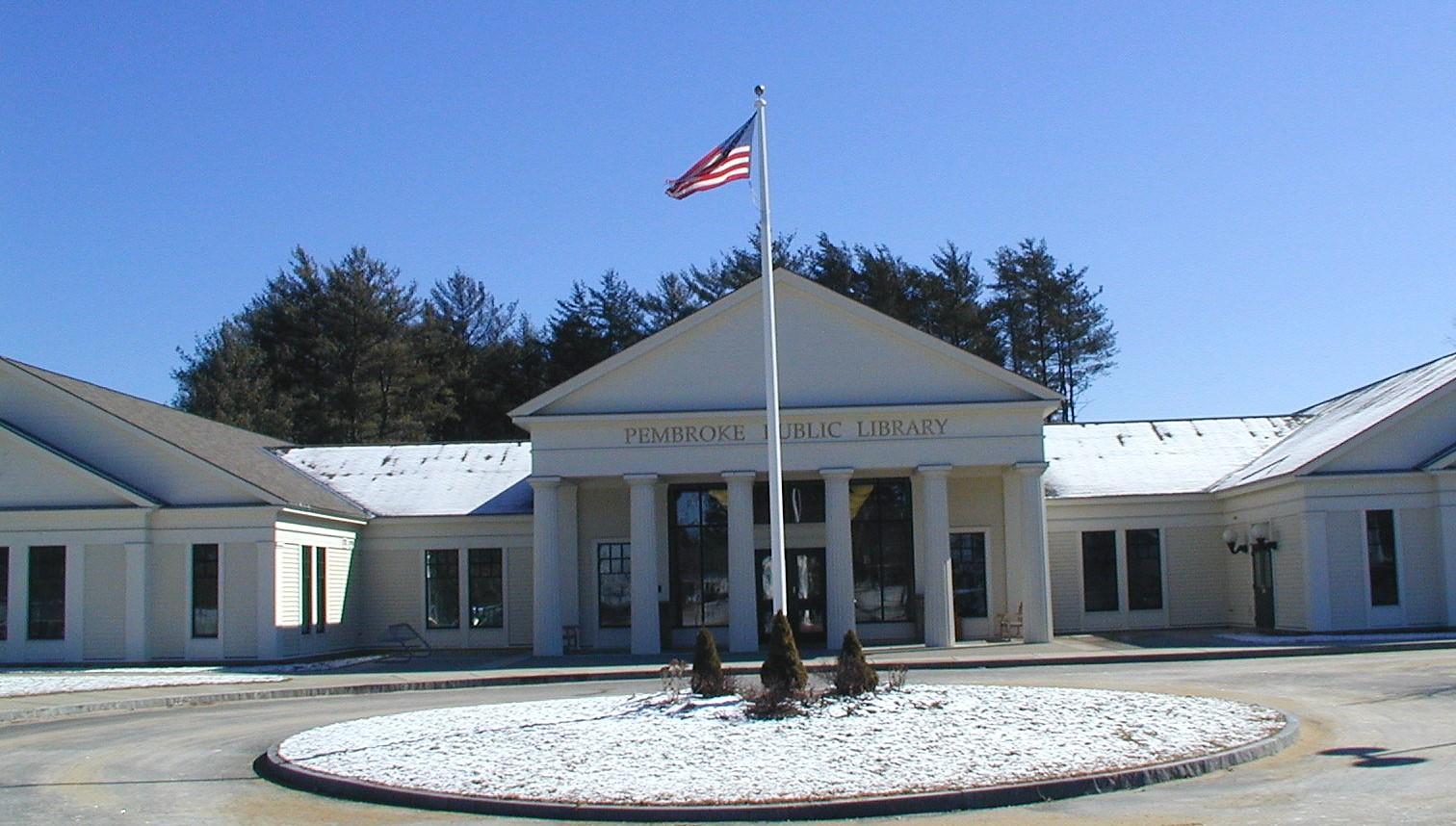 Pembroke MA Library