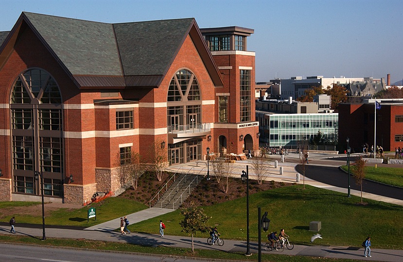 University of Vermont - Davis Center