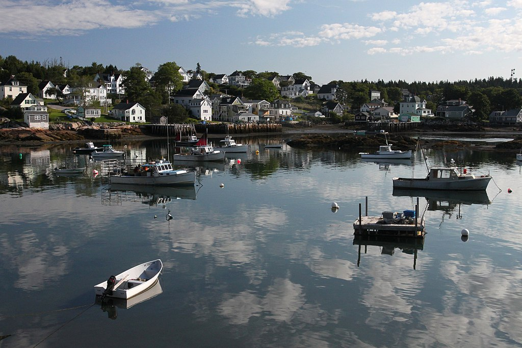 Stonington Maine Credit Wikimedia Commons
