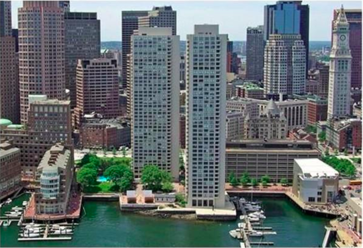 Boston Waterfront Condo 85 E India Row