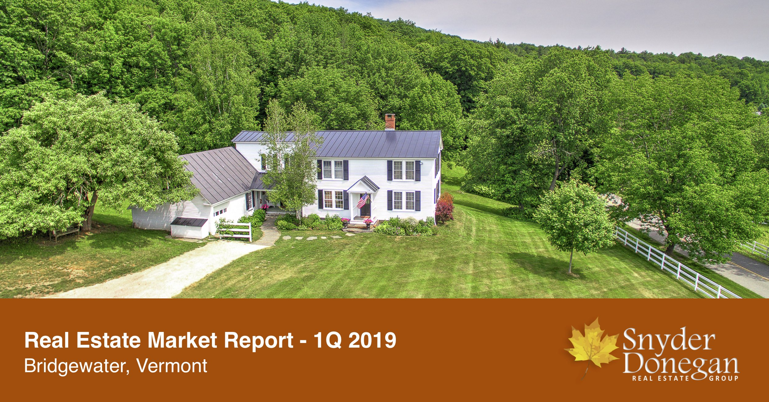 Bridgewater - Real Estate Market Report Cover Art