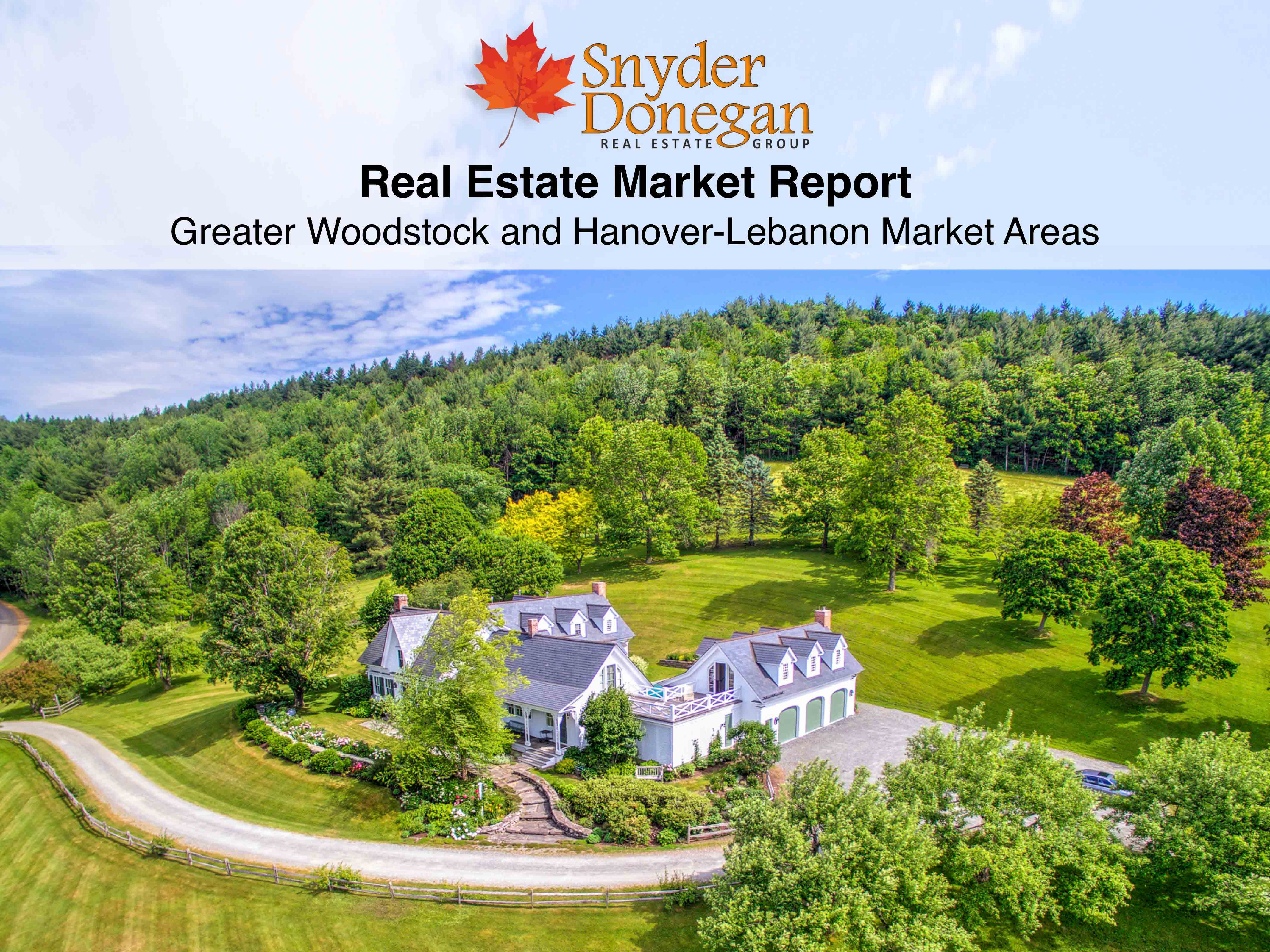 Real Estate Market Report - Greater Woodstock and Greater Hanover Lebanon Market Areas - Third Quarter, 2018