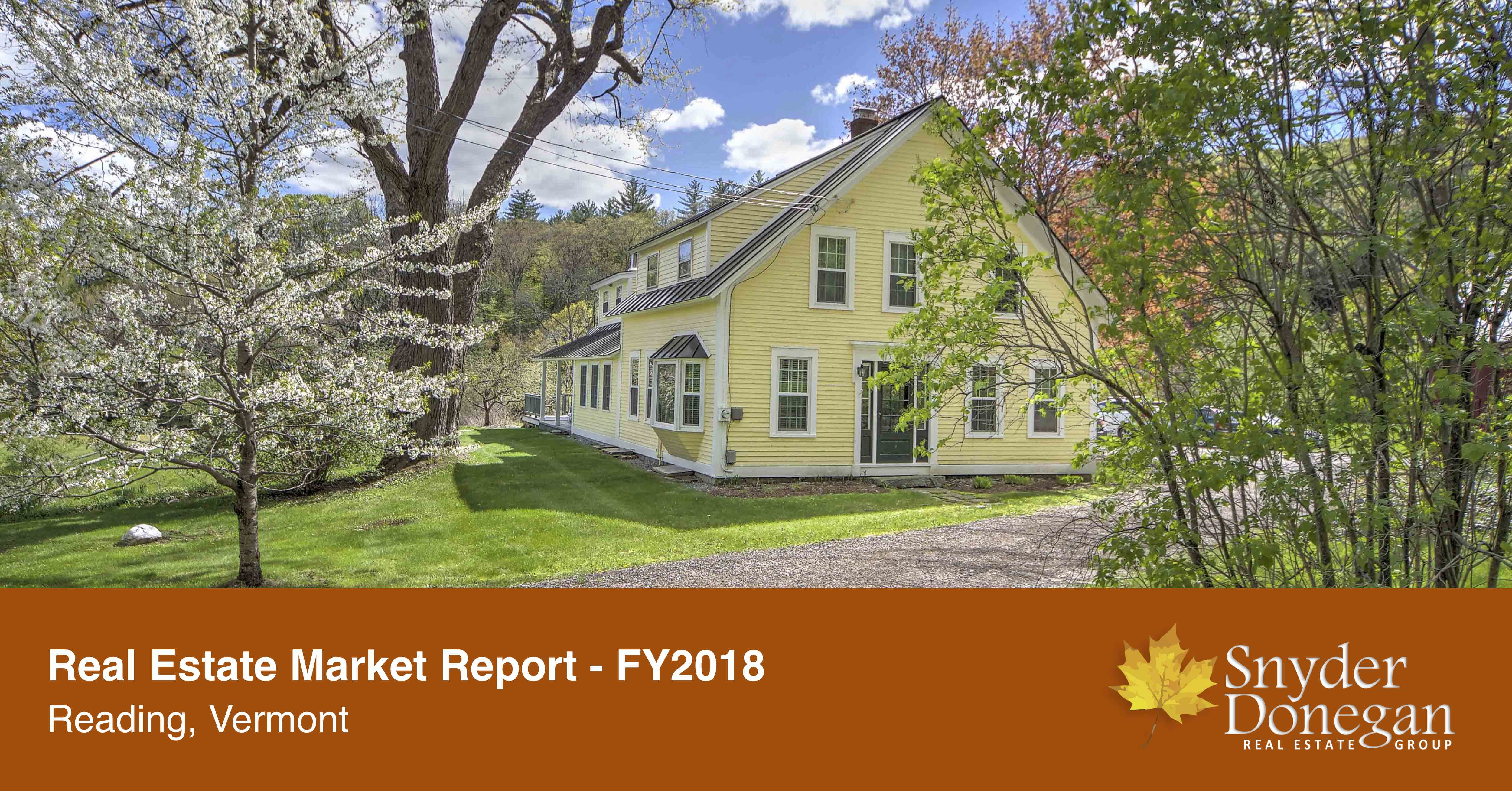 Reading - Real Estate Market Report, FY, 2018