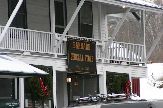 Barnard General Store, Barnard VT