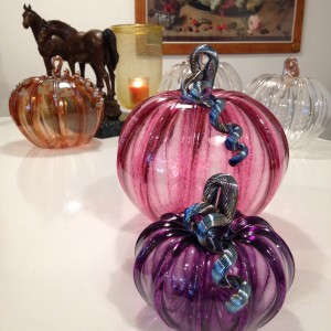R. T. Home on Central Street suggests cranberry glass is 'on trend