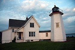Wing's Neck Light Bourne Cape Cod