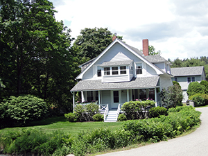 Upper Cape Cod Home