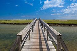 Sandwich Cape Cod Boardwalk