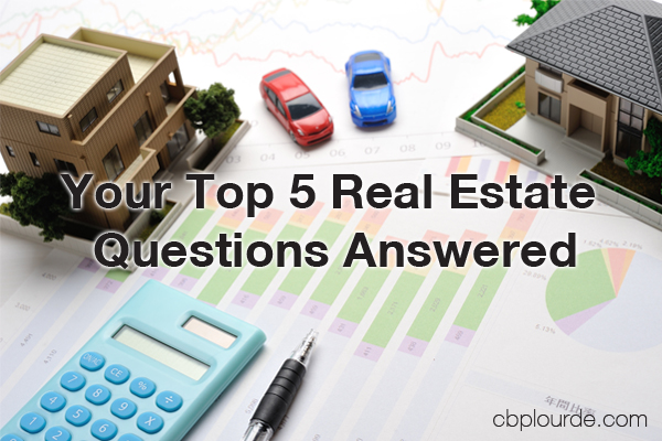 Top 5 Real Estate Questions