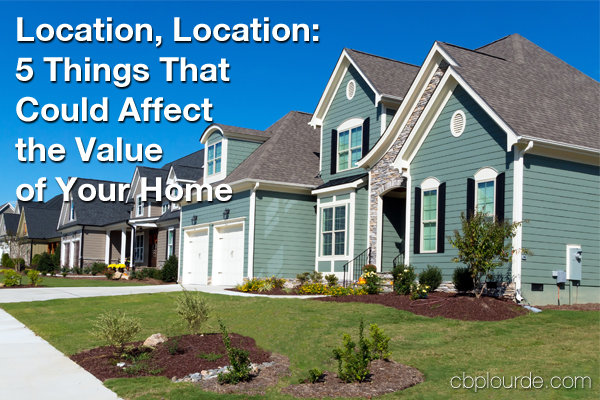 5 Things That Could Affect the Value of Your Home