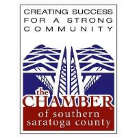 The Chamber of Southern Saratoga County Logo