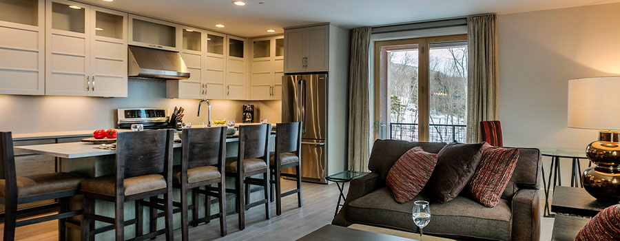 Interior Townhome