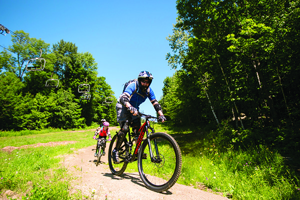 Mountain Biking in Southern VT