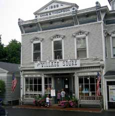 Bridgewater CT Village Store