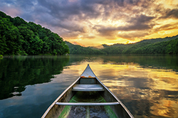 Canoeing in CT