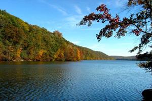 Roxbury CT Lake